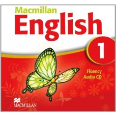 Macmillan English 1 Fluency Book Audio CDs