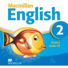 Macmillan English 2 Fluency Book Audio CDs