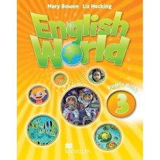 English World 3 Pupil's Book + Ebook