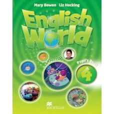 English World 4 Pupil's Book + Ebook