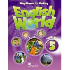 English World 5 Pupil's Book + Ebook