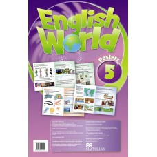 English World 5 Posters