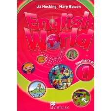 English World 1 Teacher's Guide + Webcode