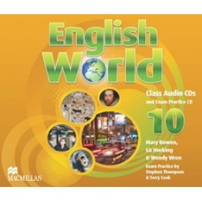English World 10 Audio CD