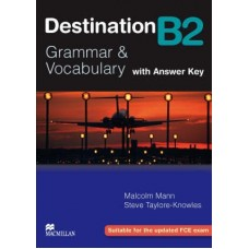 Destination B2 Upper-Intermediate Student Book with Key