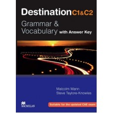 Destination C1 Advanced Student Book with Key