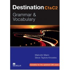 Destination C1 Advanced Student Book without Key