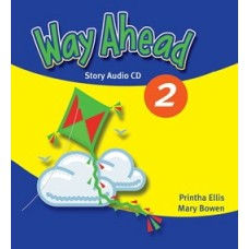 New Way Ahead 2 Story Audio CD