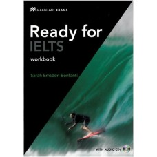 Ready for IELTS Workbook without Key + CD ROM Pack