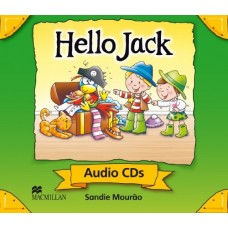Captain Jack Hello Jack Class Audio