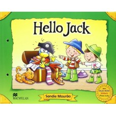Captain Jack Hello Jack Pupil's Book Pack