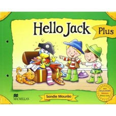 Captain Jack Hello Jack Plus Book Pack