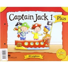Captain Jack 1 Plus Book Pack
