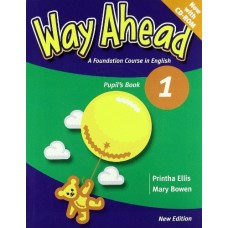New Way Ahead 1 Pupil`s Book + CD-ROM Pack