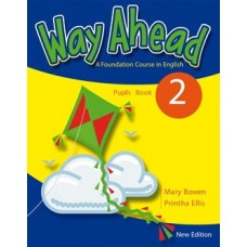 New Way Ahead 2 Pupil`s Book + CD-ROM Pack