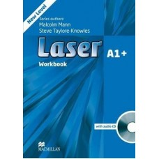 Laser (3rd) A1+ Workbook Without Key + Audio CD Pack