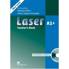 Laser (3rd) A1+ Teacher's Book + DVD-ROM + Digi-book Pack