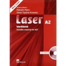 Laser (3rd) A2 Workbook Without Key + Audio CD Pack