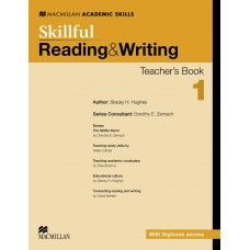 Skillful 1 Reading and Writing Teacher's Book + Digibook