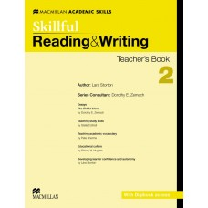Skillful 2 Reading and Writing Teacher's Book + Digibook