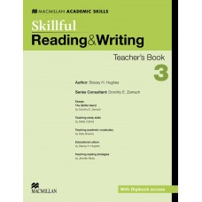 Skillful 3 Reading and Writing Teacher's Book + Digibook