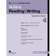 Skillful 4 Reading and Writing Teacher's Book + Digibook