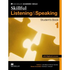 Skillful 1 Listening and Speaking Student's Book + Digibook