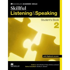 Skillful 2 Listening and Speaking Student's Book + Digibook