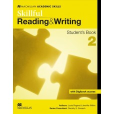 Skillful 2 Reading and Writing Student's Book + Digibook