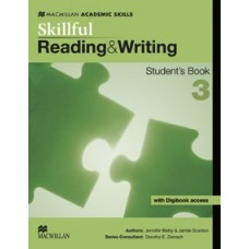 Skillful 3 Reading and Writing Student's Book + Digibook