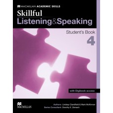 Skillful 4 Listening and Speaking Student's Book + Digibook