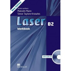 Laser (3rd) B2 Workbook Without Key + Audio CD Pack