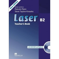 Laser (3rd) B2 Teacher's Book + DVD-ROM + Digi-book Pack