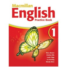 Macmillan English 1 Practice Book + CD