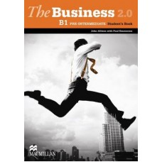 The Business 2.0 Pre-intermediate Student's Book