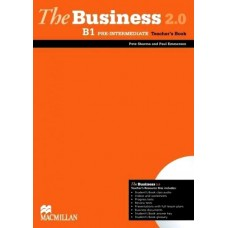The Business 2.0 Pre-intermediate Teacher's Book + Resource Disk