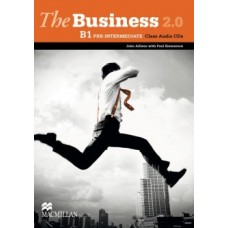 The Business 2.0 Pre-intermediate Class Audio CD