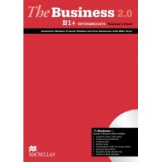 The Business 2.0 Intermediate Teacher's Book + Resource Disk