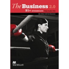 The Business 2.0 Intermediate Class Audio CD