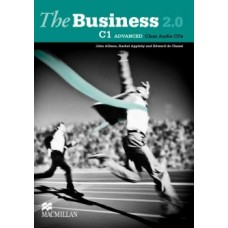 The Business 2.0 Advanced Class Audio CD