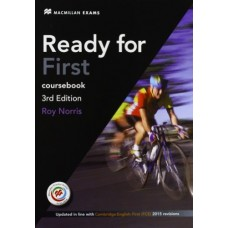 Ready for First 3rd Edition Student's Book without Key + MPO + Audio