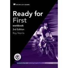 Ready for First 3rd Edition Workbook without Key + Audio CD