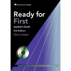 Ready for First 3rd Edition Teacher's Book + Ebook Pack