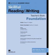 Skillful Foundation Reading and Writing Teacher's Book + Digibook