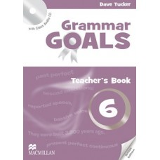 Grammar Goals Level 6 Teacher's Book Pack