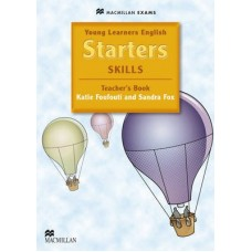 Young Learners English Skills Starters Teacher's Book & webcode Pack