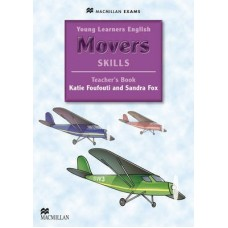 Young Learners English Skills Movers Teacher's Book & webcode Pack