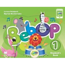 Bebop Level 1 Student's Book Pack