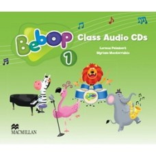 Bebop Level 1 Class Audio CDs