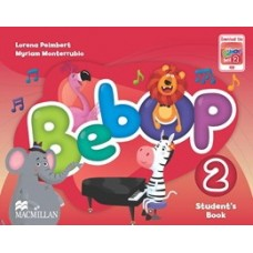 Bebop Level 2 Student's Book Pack
